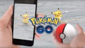 furor de Pokémon GO