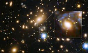 materia oscura de cerca