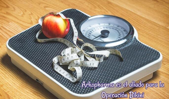 Arkopharma es el aliado para la Operación Bikini