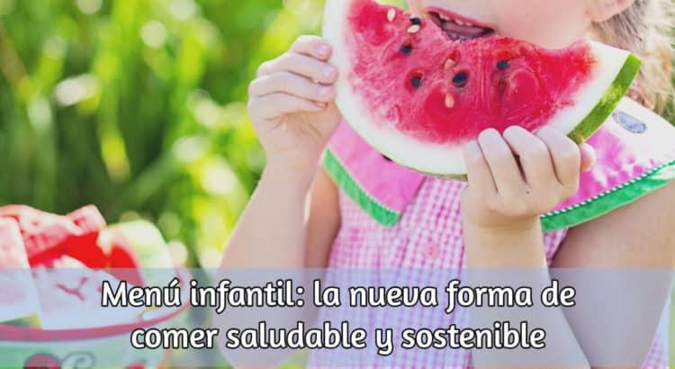 alimentacion infantil saludable